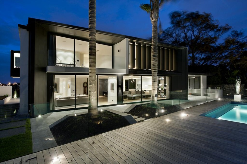Elegant Residence for Modern Gentleman New Zealand on globe of architecture 16 Sophisticated Home For Contemporary Gentleman, New Zealand architecture