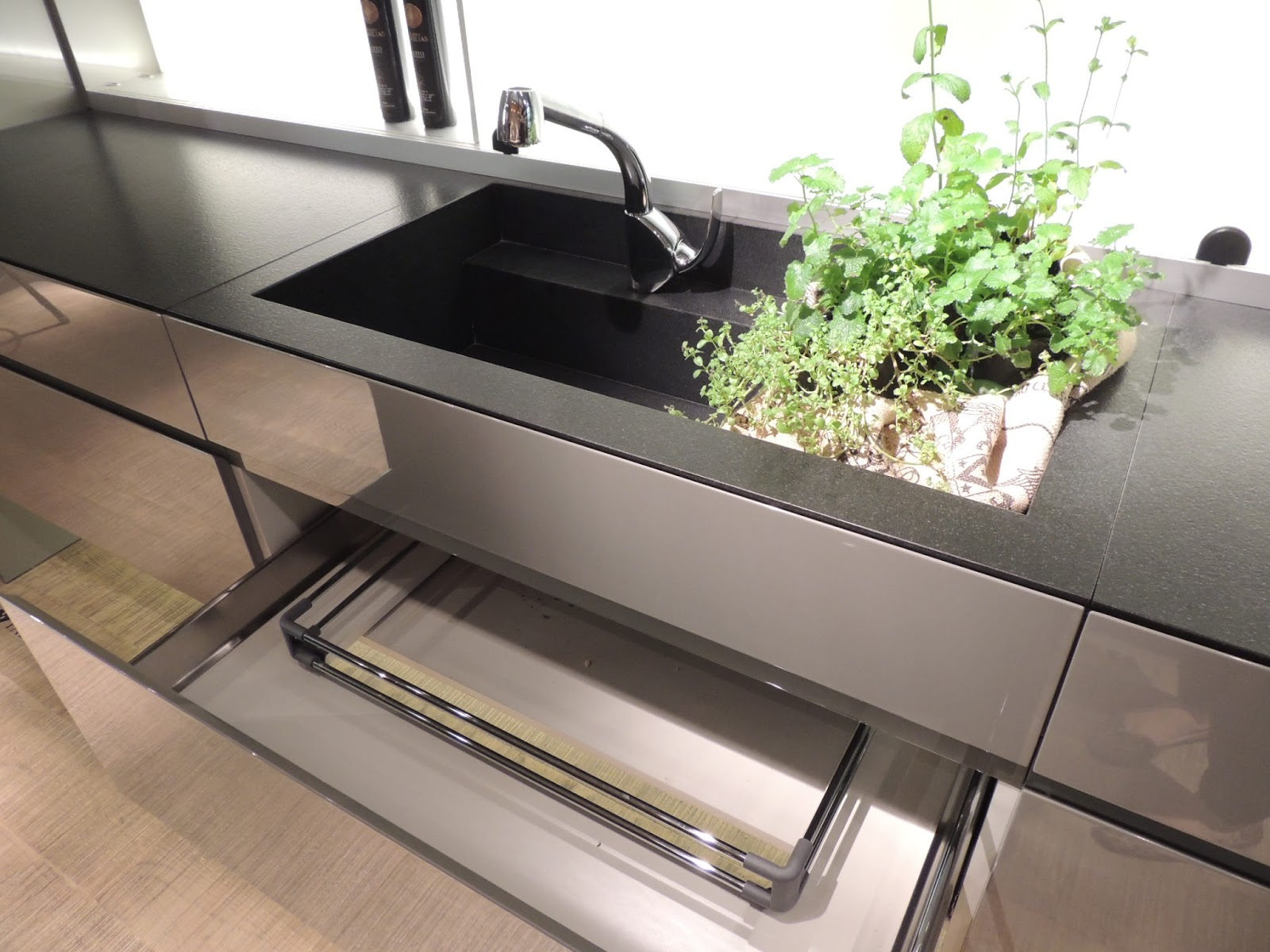 Design insider cocinas foa - Granito sin pulir ...