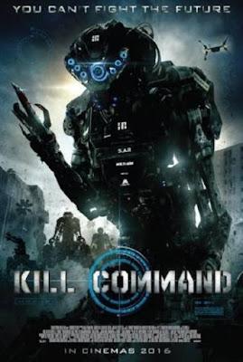 Kill Command 2016 DVD Custom NTSC Latino
