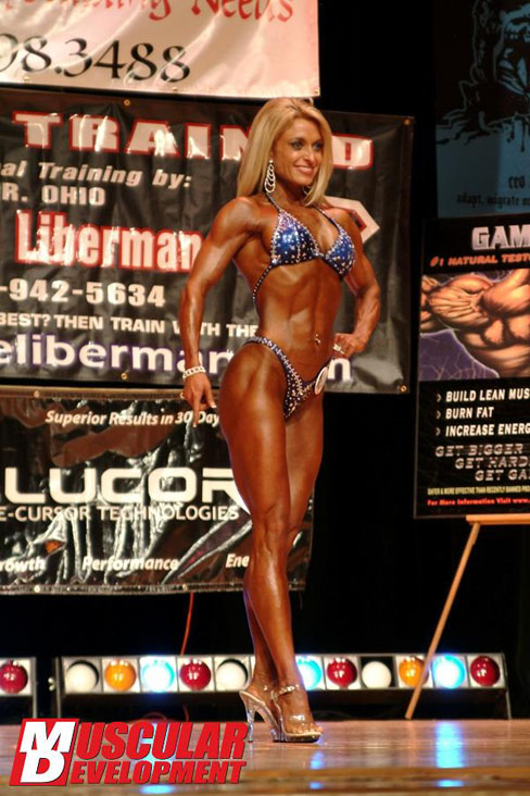 Amy Martin Female Muscle Figure Blog