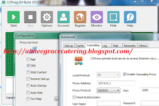Download CC Proxy 9.0 Build 2015 ( Direct Proxy Tool )