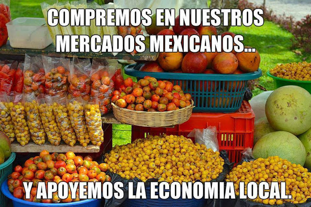 """""""México está en los mercados"""""""