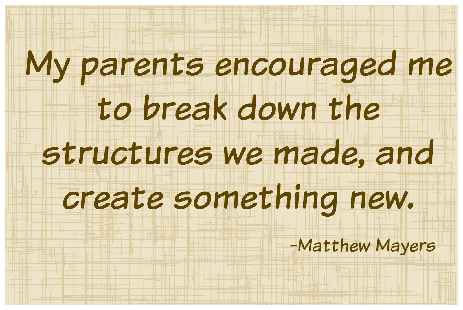Quotes About Parents Love And Support A sweet quote about parental