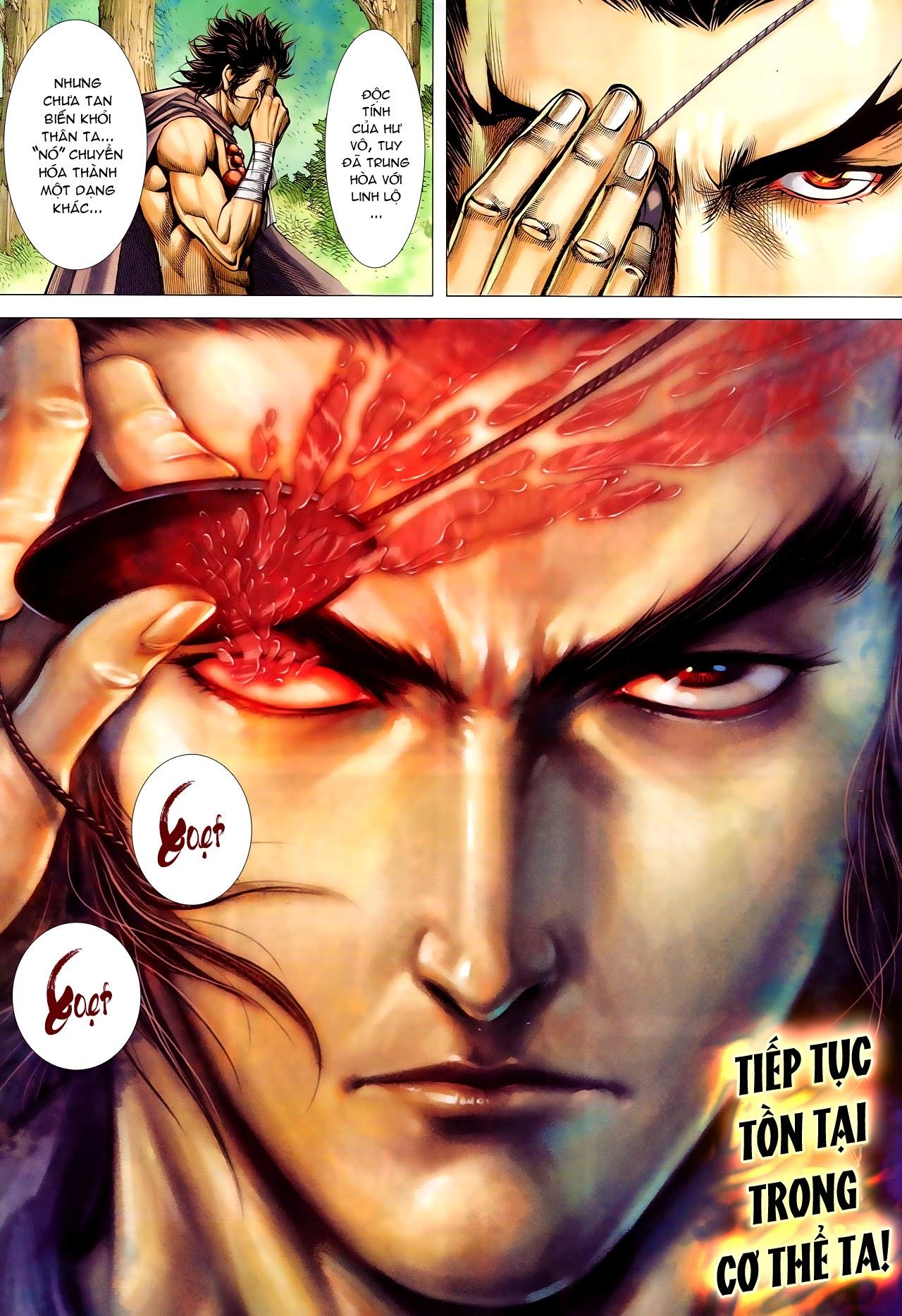 Phong Thần Ký Chap 171 - Trang 12