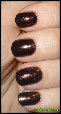 china glaze midtown magic swatches