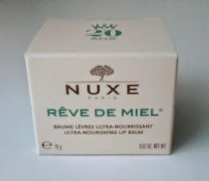 Nuxe Reve de Miel bálsamo labial en Fapex.es