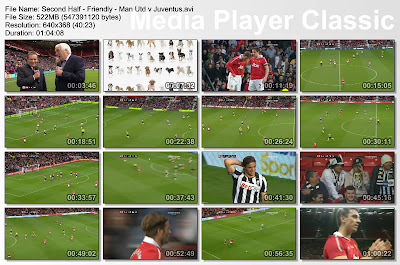 Video Legenda MU, Video Manchester United, Testimonial Gary Neville