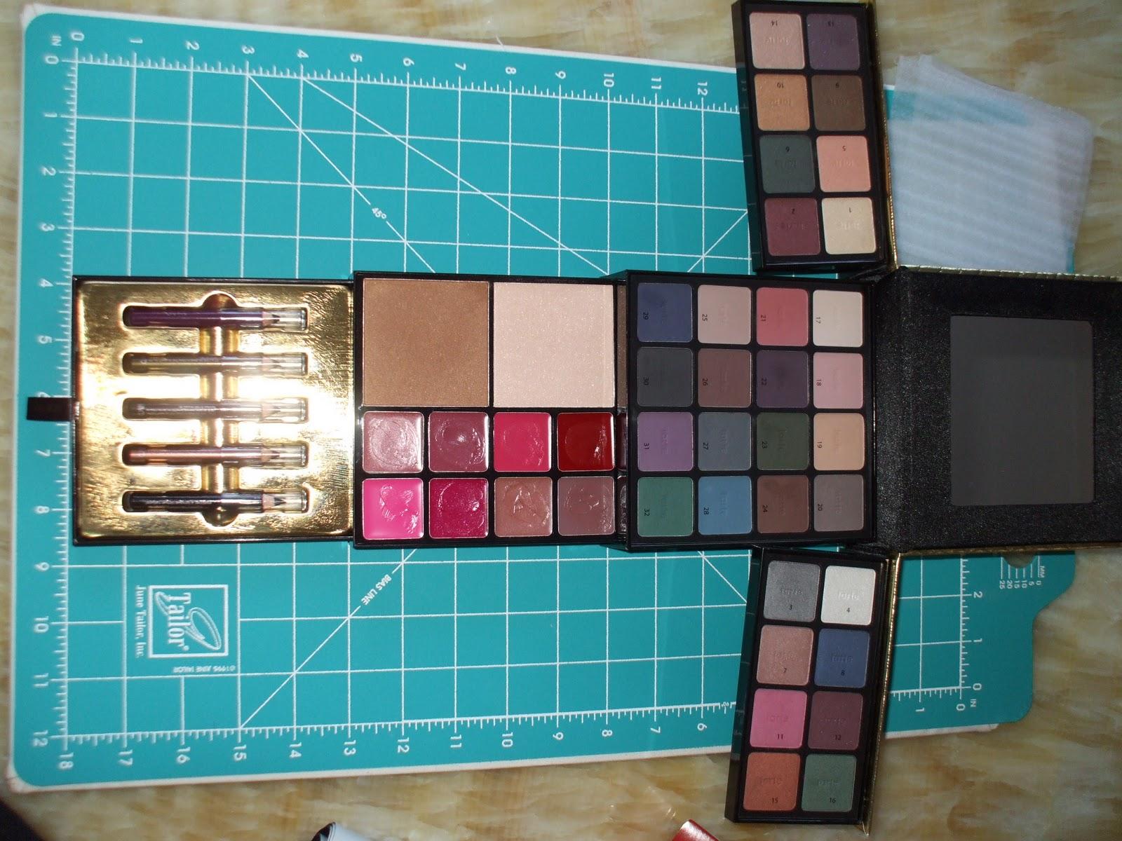 Kusanagis Beauty Blog Tarte Jewelry Box DEPOTTED