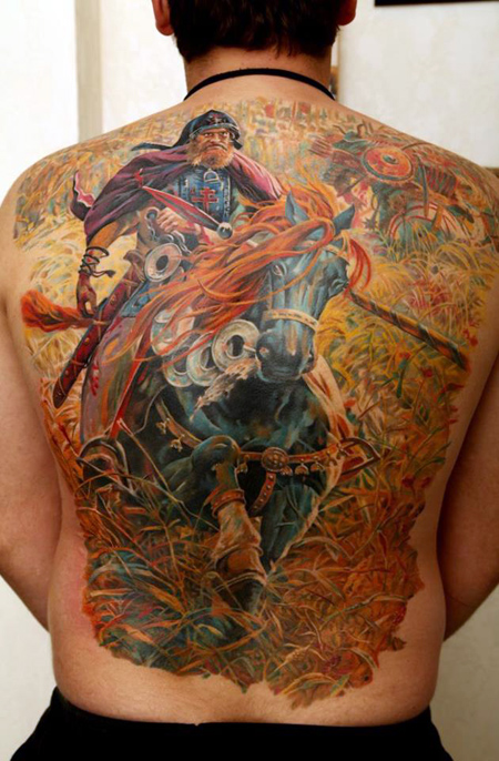 tattoos by dmitriy samohin 1 #tattoofriday   Dmitriy Samohin