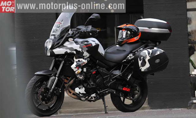 Modifikasi Kawasaki Versys 650 Touring
