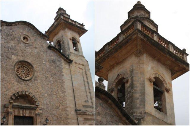 Iglesia parroquial de San Bartolomé en Valldemosa, Mallorca