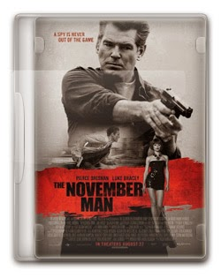The November Man – Um Espião Nunca Morre   BDRip AVI e RMVB Legendado