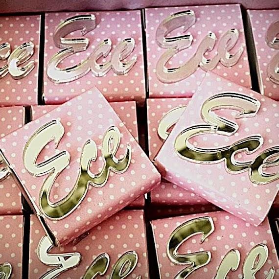 İsme Ozel Cikolatalar