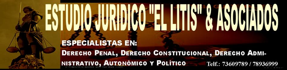 ESTUDIO JURIDICO ¨EL LITIS¨ & ASOCIADOS