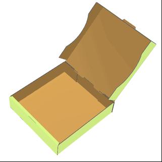 Fast food packaging design | Box Design
