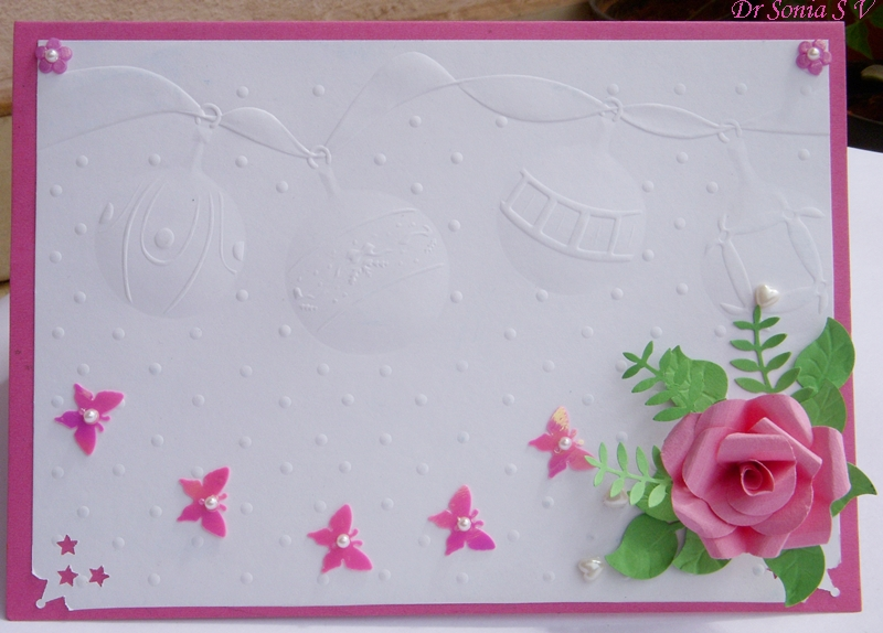 Cards crafts kids projects: simple pop up cake card tutorial