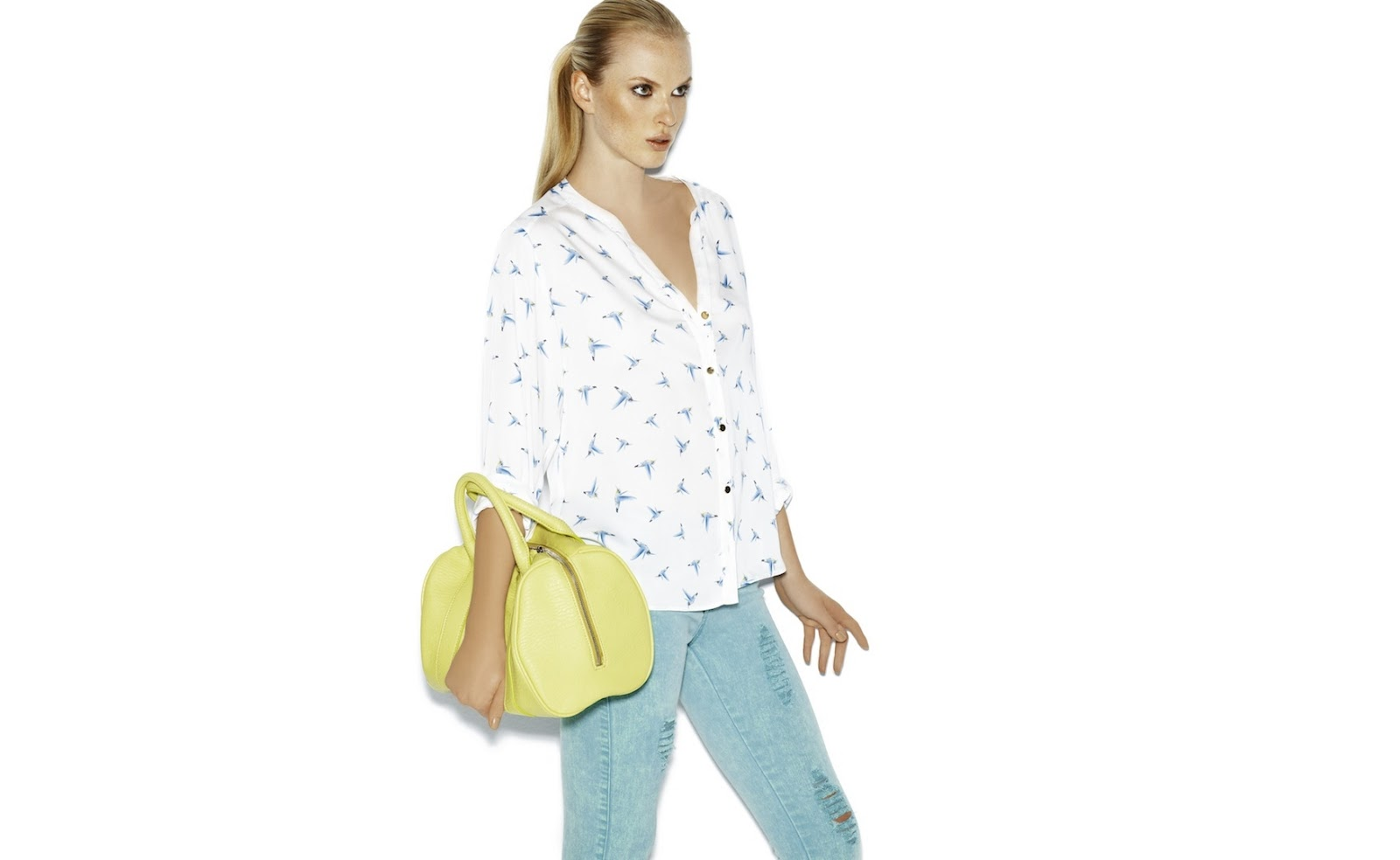 Suite Blanco Spring Bloom 2013 Campaign picture