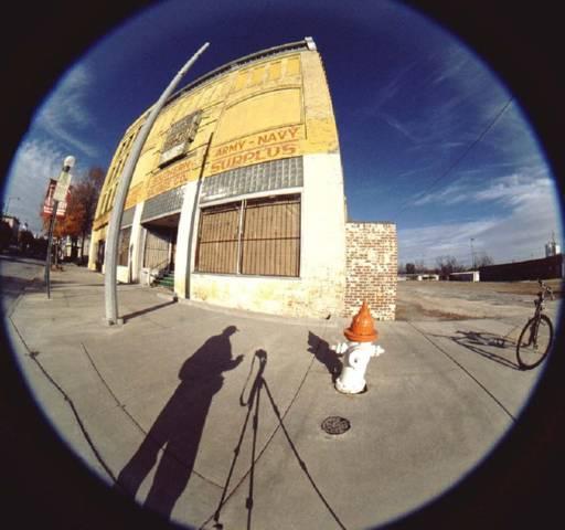 Create fisheye effect to photo for Fish eye lense