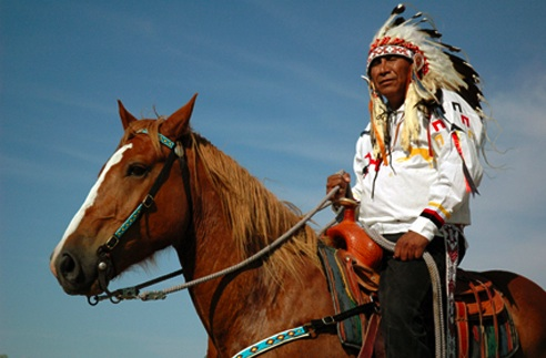 Chief Arvol Looking Horse