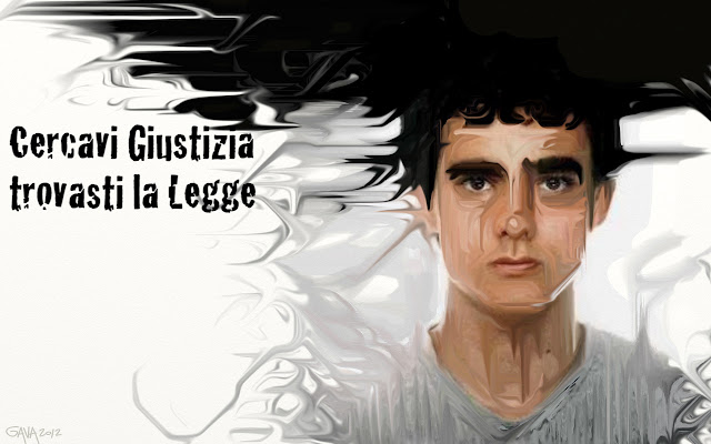 Giustizia condannati omicidio Legge Gava satira vignette