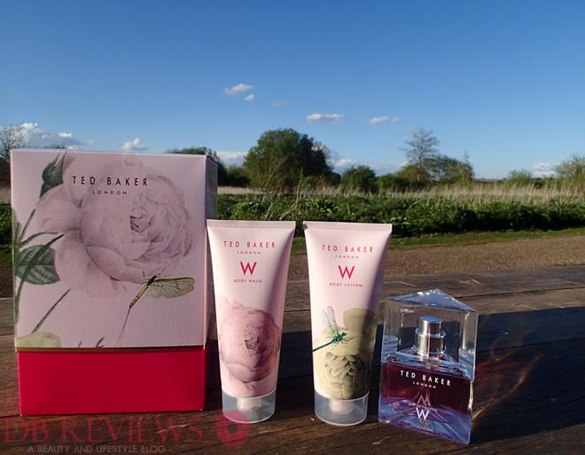 fragrance gift set from Ted Baker