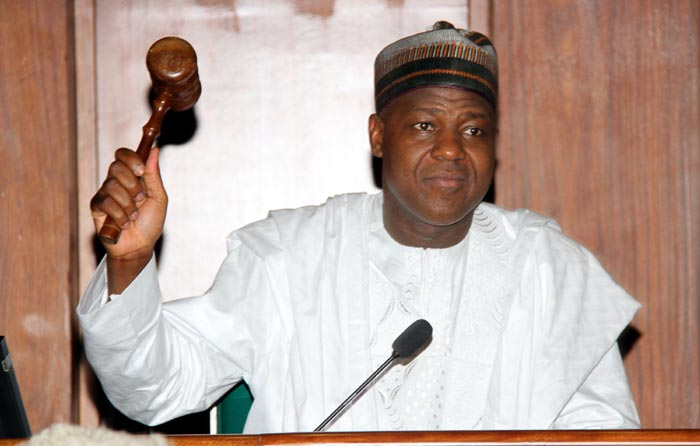 House Of Reps Speaker Dogara Makes Expensive Mistake On Twitter, Gets Bashed, Responds With Epic Statement (Screenshots)