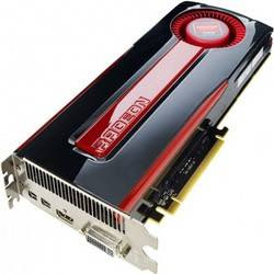 placa de vídeo Radeon HD 7970 da AMD.