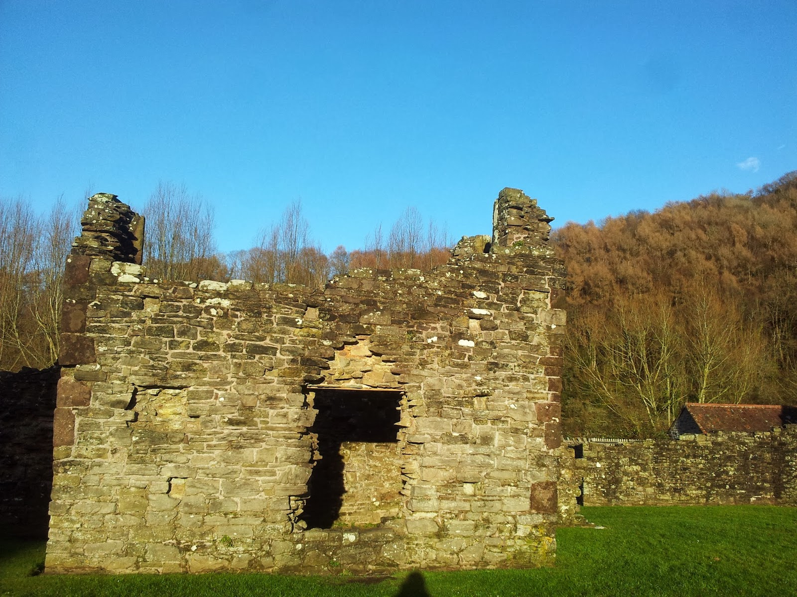 Another ruin at Tintern Abbey