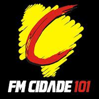 ouvir a Rádio Cidade 101 FM 101,9 Dourados