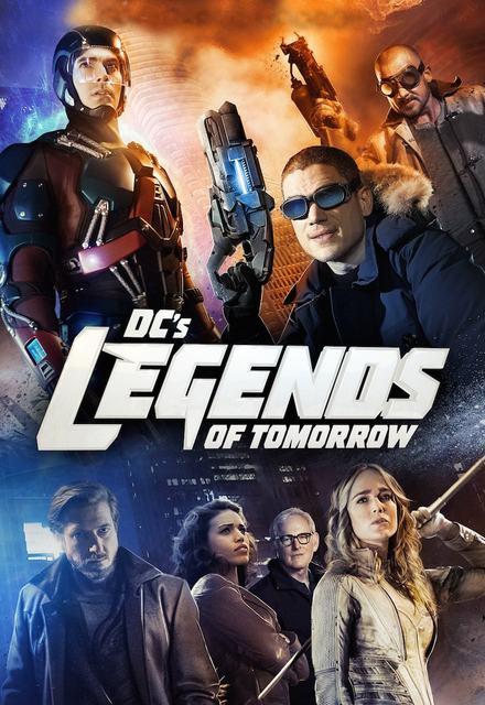 DC´s Legends of Tomorrow 1ª Temporada Torrent - BluRay 720p Dual Áudio (2016)