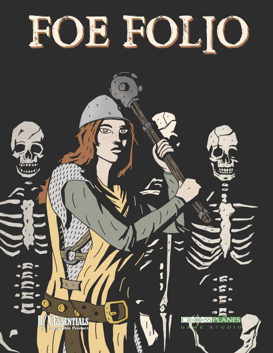 Foe Folio