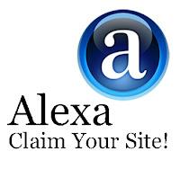 claim a website on alexa