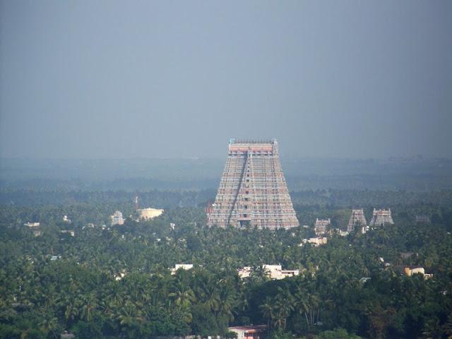 இமயம் முதல் குமரி வரை எத்தனை ஆலயங்கள்  Temple+14+Srirangam