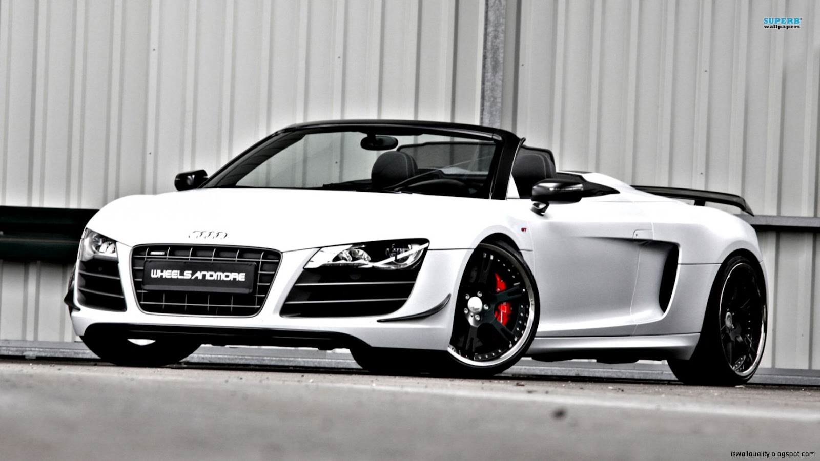 Audi R8 Spyder 2014 Wallpaper 1080p Wallpapers Quality