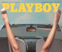 Gatas QB - Elena Rizzello Playboy Itália Novembro 2015