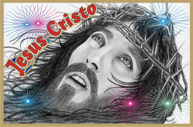 Cristo Jesus Nosso Eterno Senhor