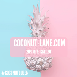 Coconut Lane Discount!