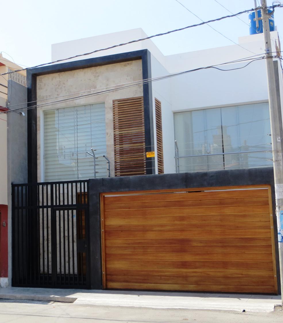 Fachadas casas bonitas mexico hawaii dermatology car for Casas modernas de dos pisos