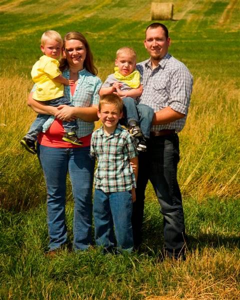 Chet & Stacy's family
