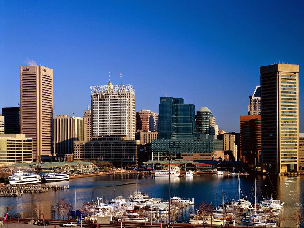 O que fazer em Maryland - Pontos turísticos: Maryland