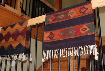I Could Not Resist Purchasing These Zapotec Rugs In Sedona. The Zapotec  Indians Live Near The Oaxacan Plateau In Mexico. The Rugs Were Created With  Sheep ...