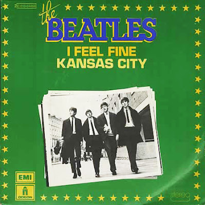 Beatles I Feel Fine Kansas City