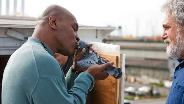 Exodys Tyson, Mike Tyson