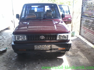 kijang super modifikasi grand
