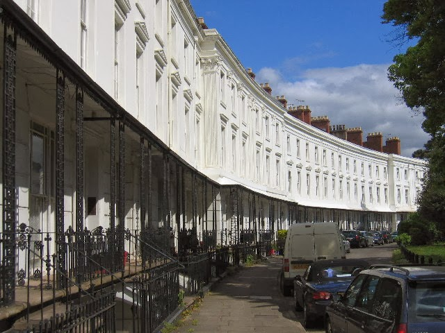 Lansdowne Crescent Royal Leamington Spa