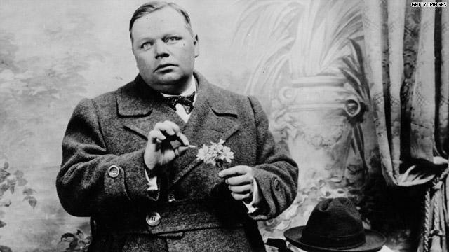 Scandal! Roscoe Arbuckle's Day Off
