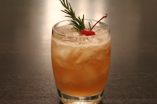 Christmas Tree Cocktail