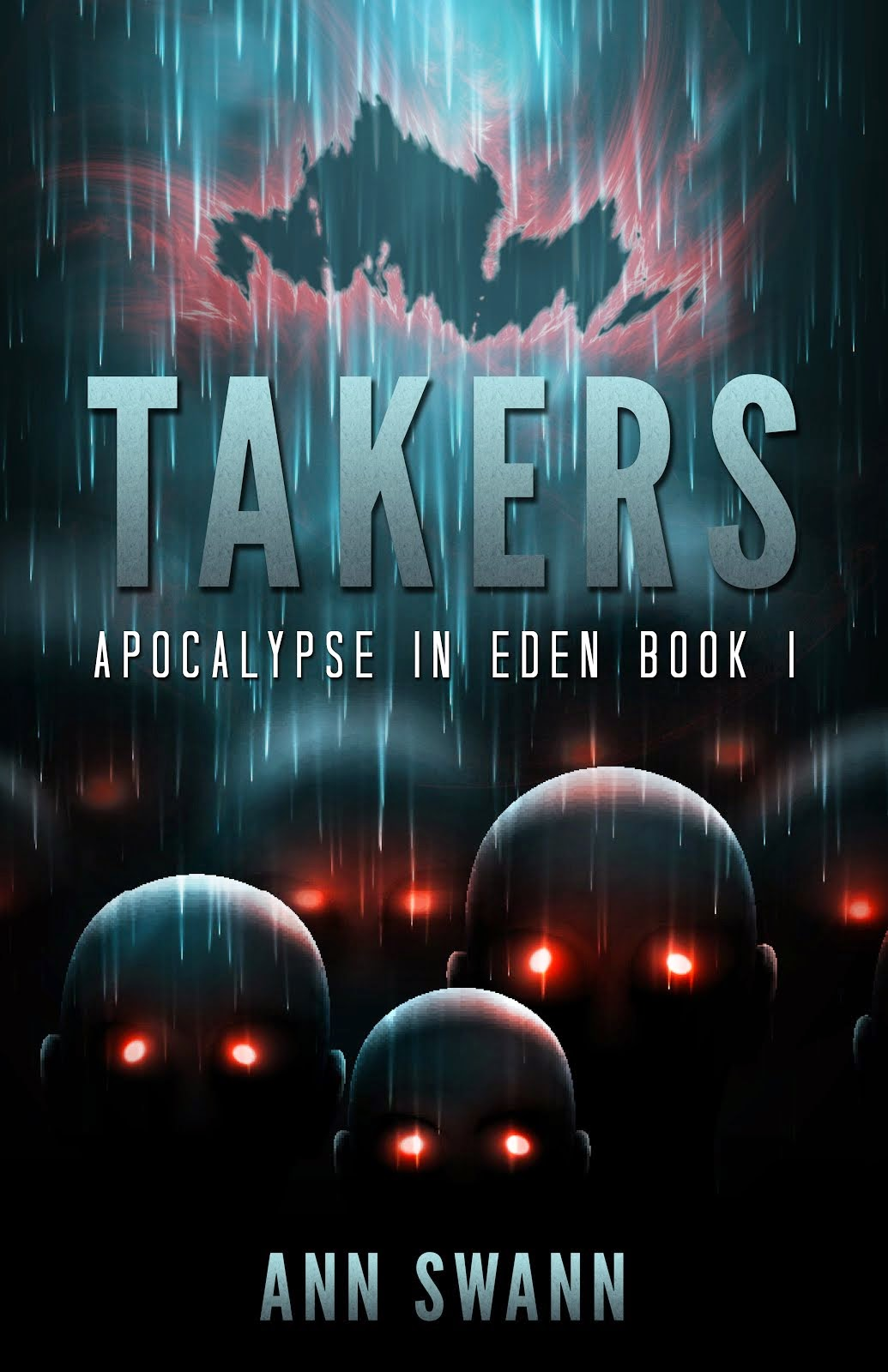 TAKERS ~ Nominate to help publish and get a FREE copy