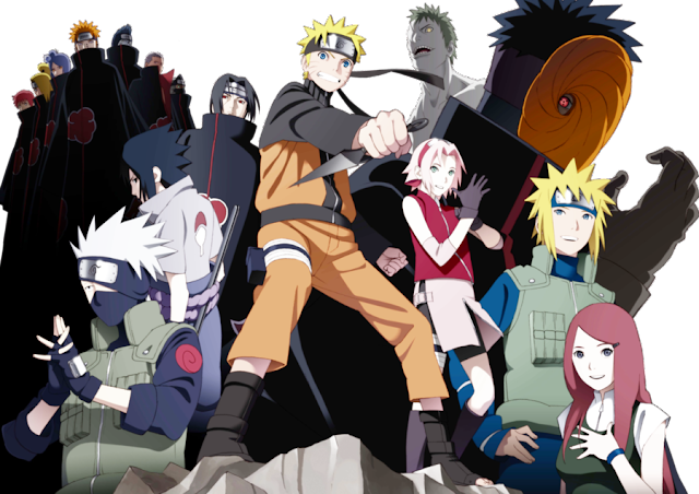 Road to Ninja Naruto Movie
