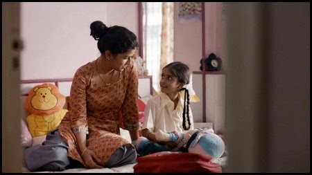 Nimrat Kaur en 'The lunchbox' (Ritesh Batra, 2013)
